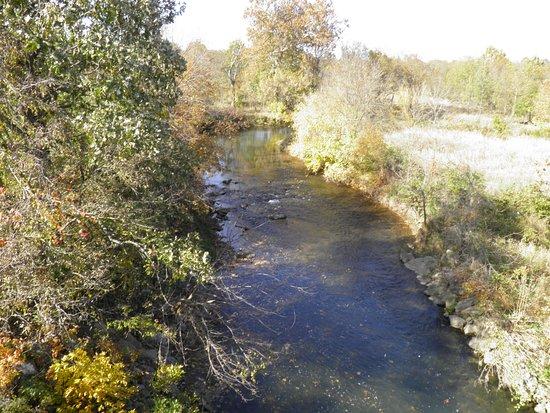 Republic, MO: Wilson's creek