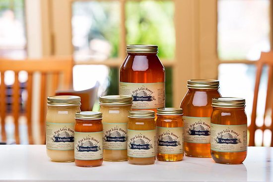 Marana, AZ : Over 20 raw honey varieties and varietals of raw honey available.