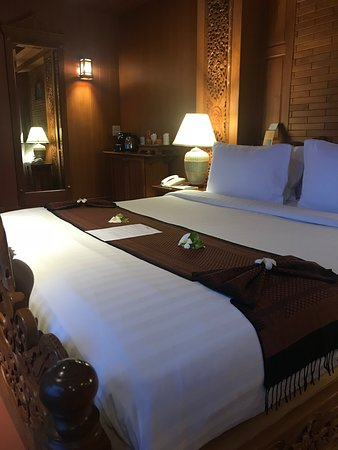 Panviman Resort - Koh Pha Ngan: Deluxe Cottage, Welcome