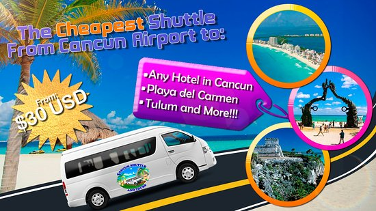 ‪Cancun Shuttle and Tours‬