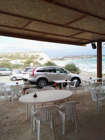 Avdimou, Кипр: Melanda Beach Restaurant