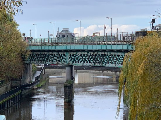 Англия, UK: Road Bridge