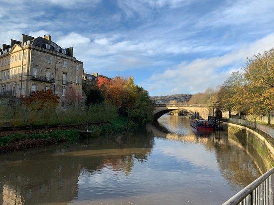 Англия, UK: the river