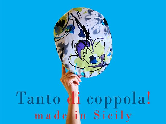 Tanto di coppola! Made in Sicily