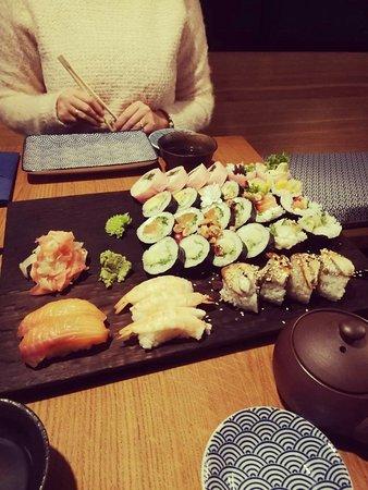 Bilde fra Moshi Moshi Sushi SOPOT
