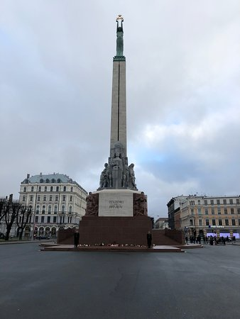 Marvellous monument