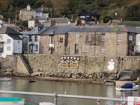 Ship Inn Mousehole