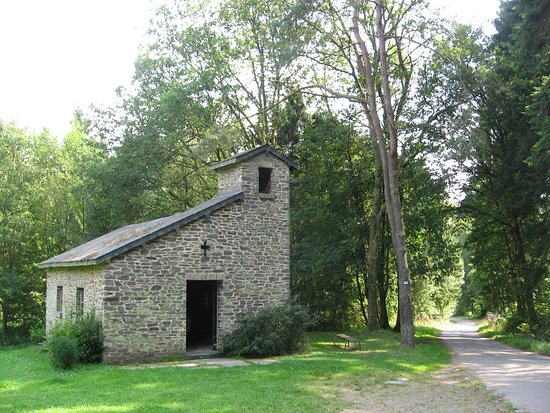La Chapelle du Flâchis à Orchimont