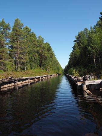 Solovetsky Islands, Russia: Соловецкие каналы