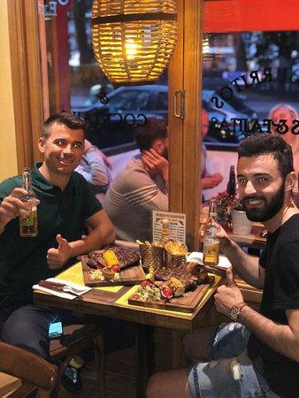 Spicy Beef Nachos Picture Of Desperados Restaurant Angel London Tripadvisor