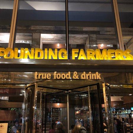 Founding Farmers Photo