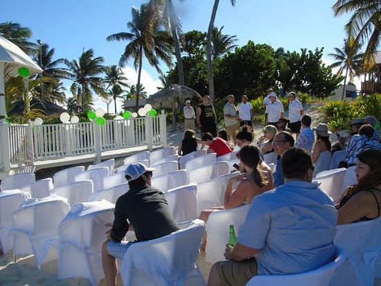 Celebran su boda KATHERINE GROOM and BARRY IRWIN en Brisas Santa Lucia el pasado 10 de Noviembre del 2018/ They celebrate their wedding KATHERINE GROOM and BARRY IRWIN in Brisas Santa Lucia on November 10, 2018
