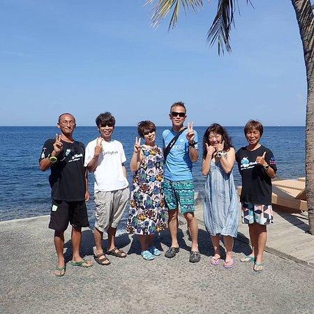 バリ島トランベンでファンダイビング