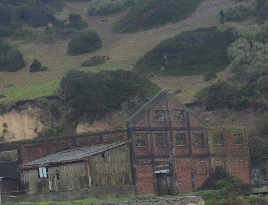 Hualpen, Chile: La ballenera de Chome.