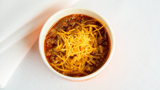 Homemade chili - Picture of Wacked Out