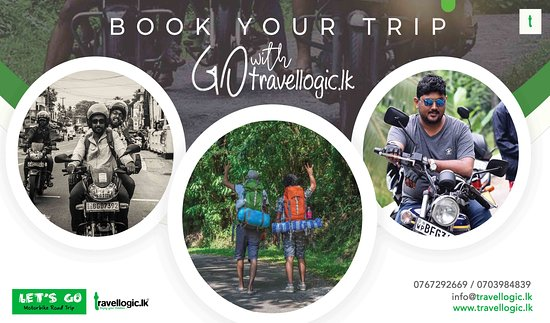 Boralesgamuwa, Sri Lanka: http://travellogic.lk/ https://www.facebook.com/travellogic.lk