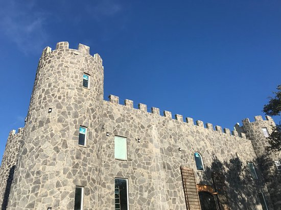 290 Wine Castle at Chateau de Chasse (Johnson City