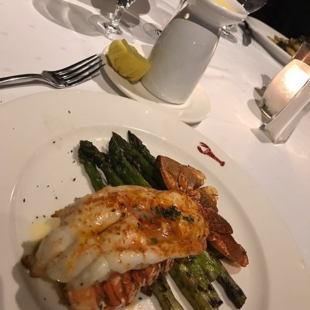#1 Seafood restaurant in Michigan.
