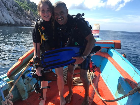 Open Water and Adv Open water Deep Adventure Dive!!