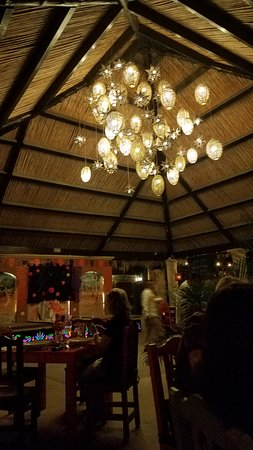 Don Sanchez Restaurant: Beautiful relaxed atmosphere