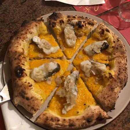 Caggiano, إيطاليا: Truffle white