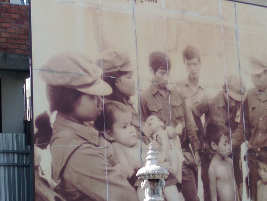 Tuol Sleng Genocide Museum Photo