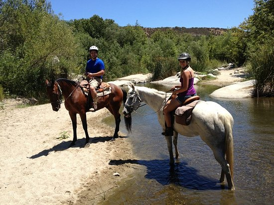 ‪‪Murrieta‬, קליפורניה: Scenic rides along a creek located in north county San Diego only a 20 min drive from Temecula‬