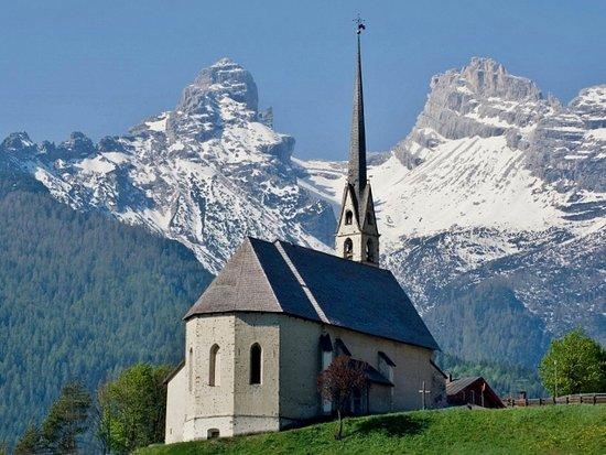 Chiesa di San Floriano - Pieve di Zoldo