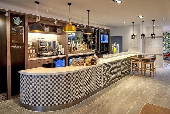 Flore, UK: Restaurant