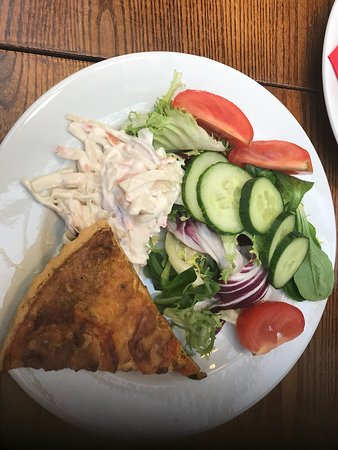 Ramsden, UK: The Quiche of the Day