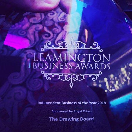 Winner of Best Independent Business 2018