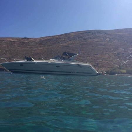 Serifos, Yunanistan: M/Y Crazy Dream II..... Share with us our Dream !!!