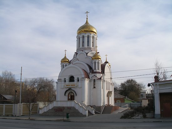 The Temple of An Icon of the Mother of God Theotokos