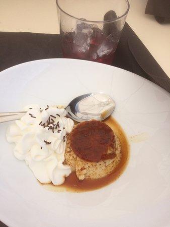 Rincon Del Zahorí: Cream caramel