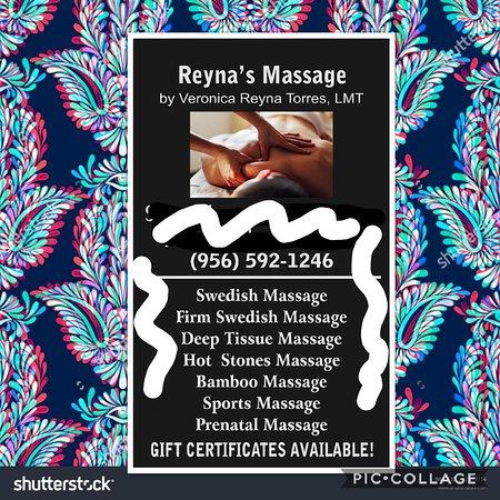 Reyna's Massage