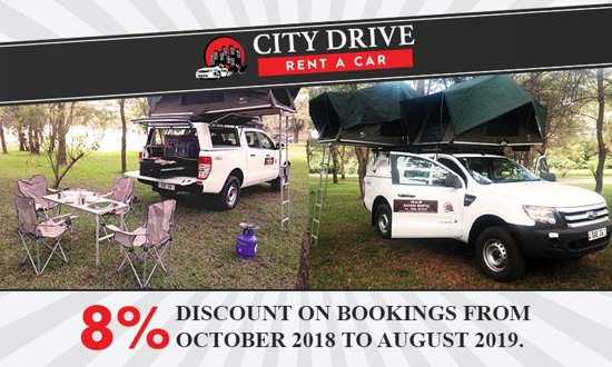 City Drive Rent A Car