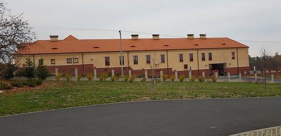 Trebivlice, Česká republika: Winery building