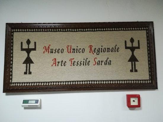 MURATS. Museo Unico Regionale Arte Tessile Sarda