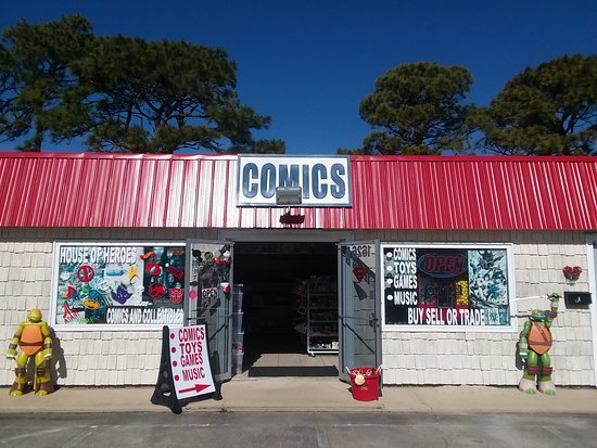 House of Heroes Comics and Collectibles