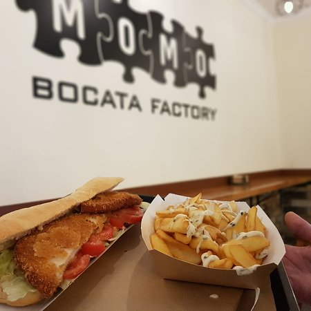 Momo Bocata Factory