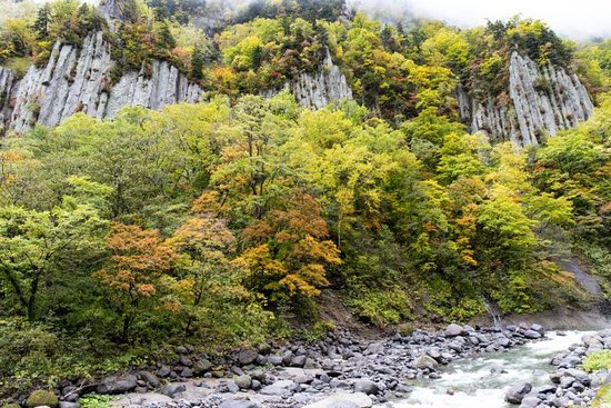 ‪Tenninkyo Gorges‬