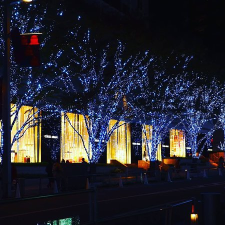 Roppongi Hills, Shop & Restaurant Area Foto