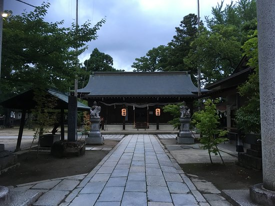Tensho Shimmeigu Shrine