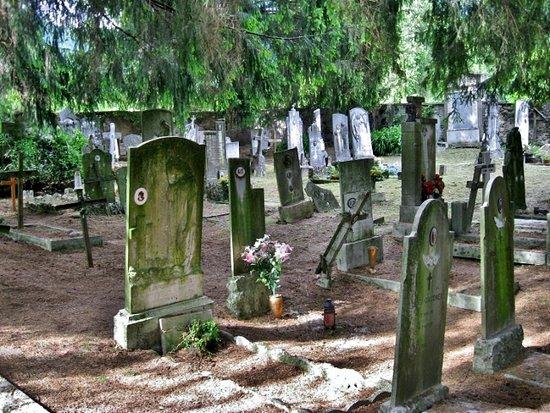 Vecchio cimitero dell'Addolorata