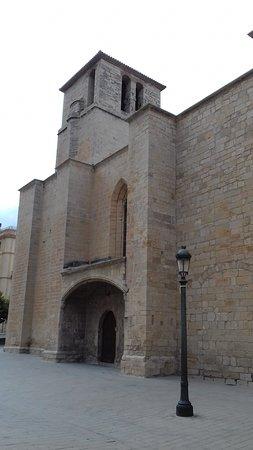 L'Espluga de Francoli, Spain:  Església vella de Sant Miquel de l'Espluga de Francolí