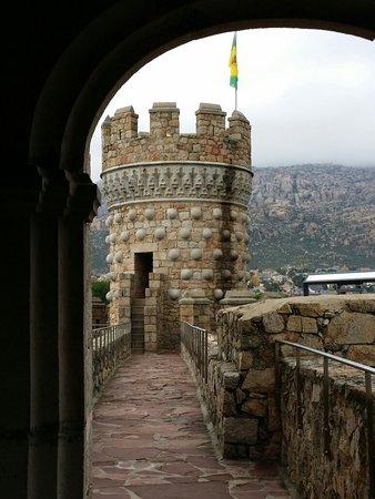 Castillo de los Mendoza (Castillo nuevo de Manzanares El Real) Photo