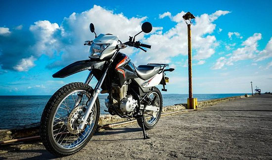 Tagbilaran City, Philippines: Honda XR 150 Trailbike - for the ultimate island experience