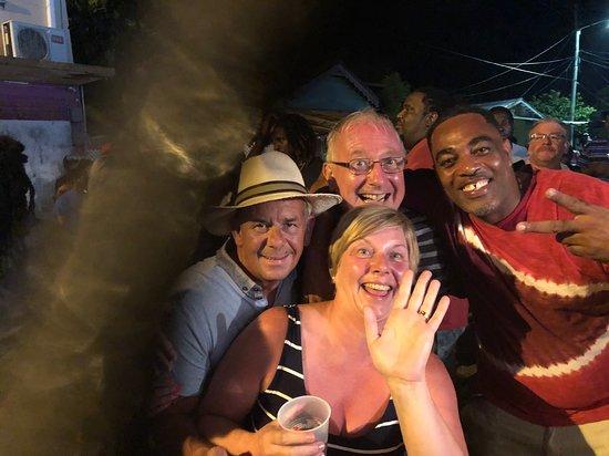 Gros Islet Street Party Photo
