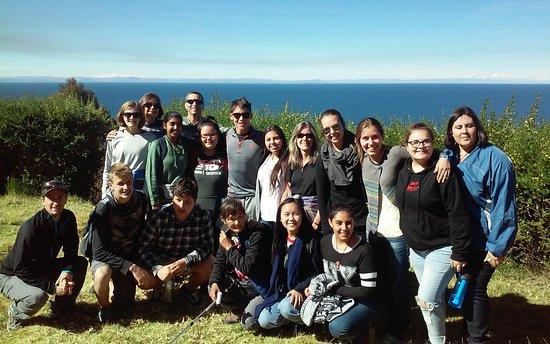 Регион Пуно, Перу: Tourleading in Titicaca lake (peruvian side)