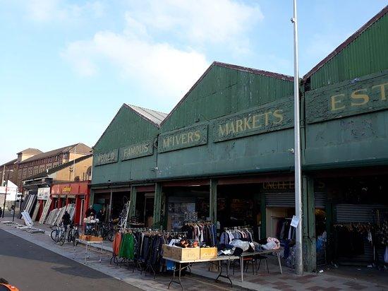 Barras Weekend Market